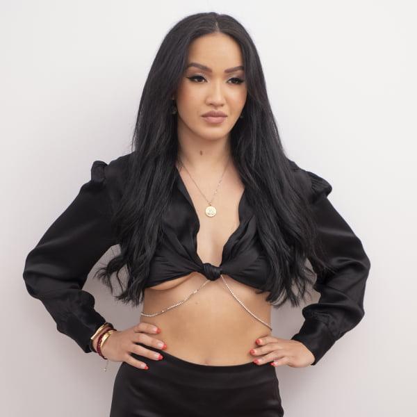 Asia Vargas #2 - Interview Bukkake [FullHD 1080p] (Bukkake)