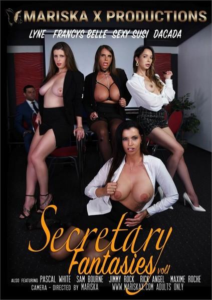 Secretary Fantasy / Fantasy Secretaries (Year 2021 / HD Rip 720p)