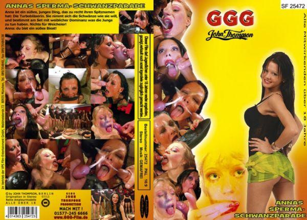 [SF 25472] Sperma-Schwanzparade - Meli - GermanGooGirls