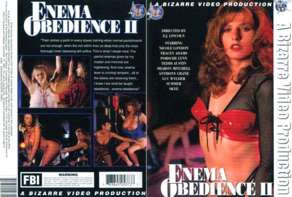Enema Obedience #2 - Sharon Mitchell - Bizarre Video Productions