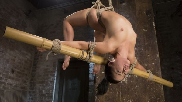Feisty Slut Is Captured In Grueling Bondage, Tormented, And Ass Fucked
