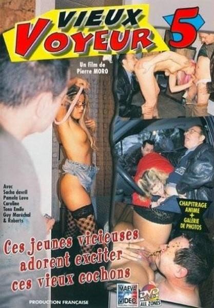 Vieux Voyeur 5 / Old Voyeur 5 (Year 2006)