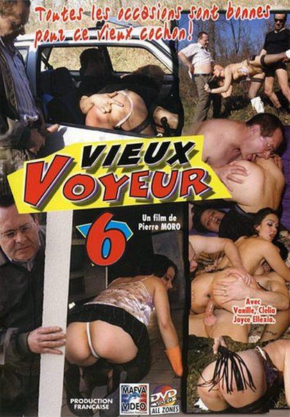 Vieux Voyeur 6 / Old Voyeur 6 (Year 2008)