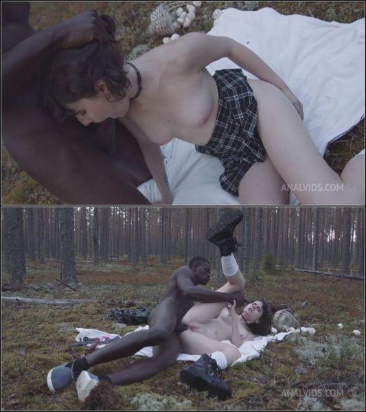 Darcy Dark - Darcy Dark in search of mushrooms in the forest got her first anal BBC FLX010 [HD 720p] (LegalP0rno)