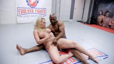 Evolved Fights – Mellani Monroe, Will Tile