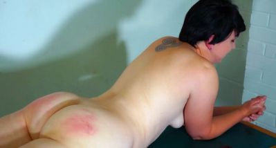 DreamsofSpanking - I Watched My Boyfriend's Judicial Strapping