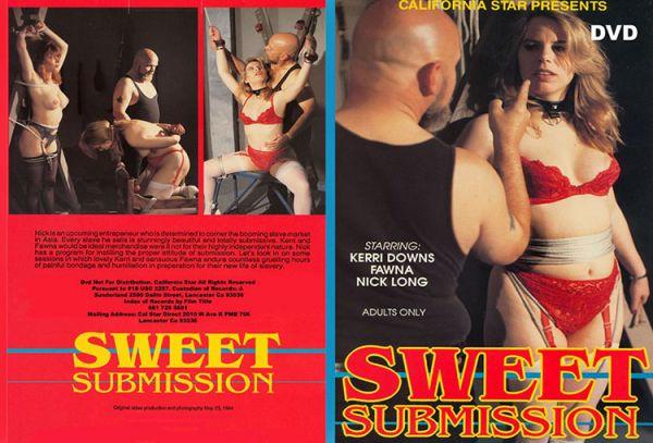 Sweet Submission - Kerri Downs - Calstar Films