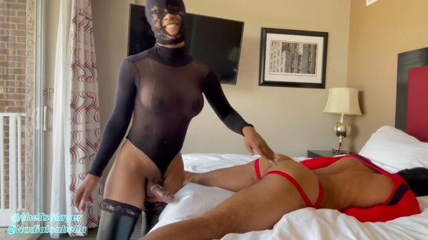 Trans: thetsslayer - Morning Sex with Nadia Isabella [HD/720p]
