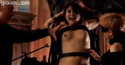 Graias – Lilith – Testing a spy – part 2