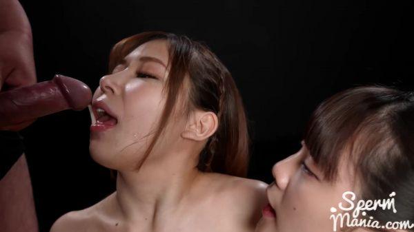 Asian: Aya Komatsu, Nagi Tsukino - Aya Komatsu & Nagi Tsukino Swap Cum (17.09.2021) (FullHD/1080p)