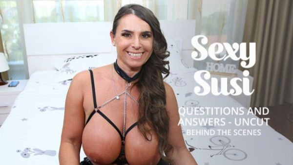 Sexy Susi - Bukkake - Sexy Susi's Questions & Answers (13.09.2021) (UltraHD/4K 2160p) [2021]