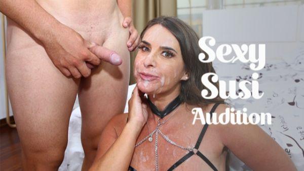 Sexy Susi - Bukkake - Sexy Susi's Audition (13.09.2021) (FullHD 1080p) [2021]