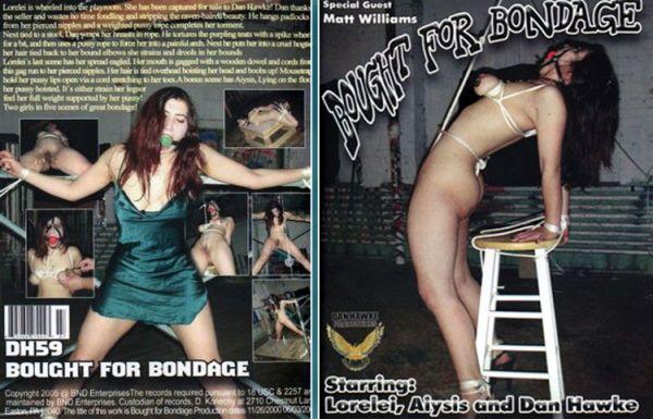 [DH59] Bought For Bondage - Lorelei - Dan Hawke Productions