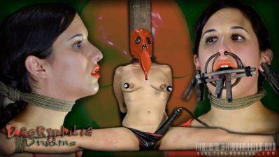 Real Time Bondage – Dacryphilia Dreams – Marina