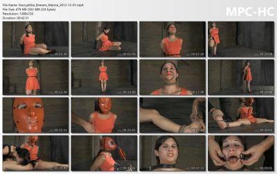 Real Time Bondage - Dacryphilia Dreams - Marina