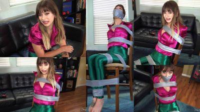 Shiny Bound - Gypsy Bae - Babysitter Likes Bondage