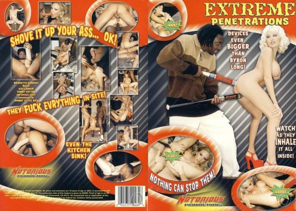 Extreme Penetrations #1 - Bridgette Kerkove - Notorious