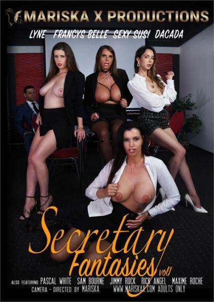 Secretary Fantasy Vol. 1 (Year 2021 / FullHD Rip 1080p)