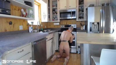 Bondage Life - Domestic Duties Rachel Greyhound