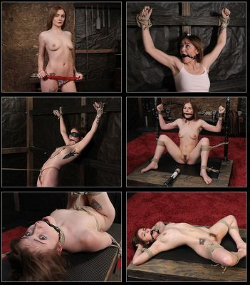 DungeonCorp – Anxious Submissive – Rosalyn Sphinx