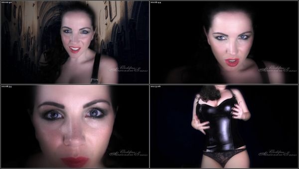 Caught By Her Gaze - Alexandra Snow - FetishMania