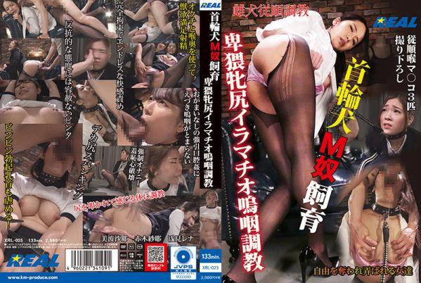 XRL-025 Rena Asami, Sana Minami