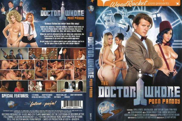The Doctor Whore - April ONeil - Wood Rocket
