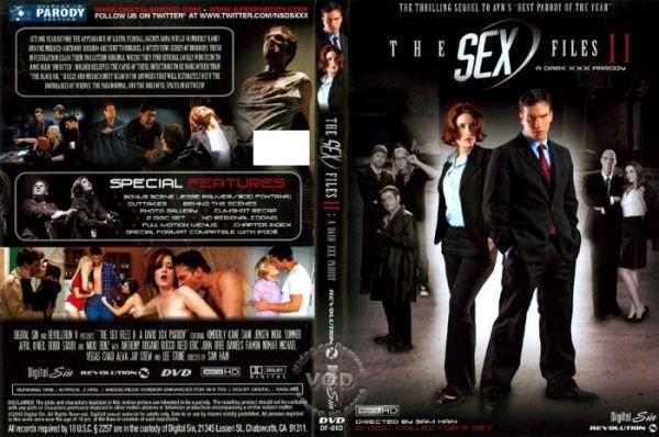 The Sex Files #2 - April ONeil - Digital Sin