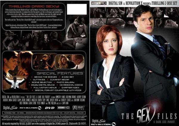 The Sex Files #1 - Kimberly Kane - Digital Sin