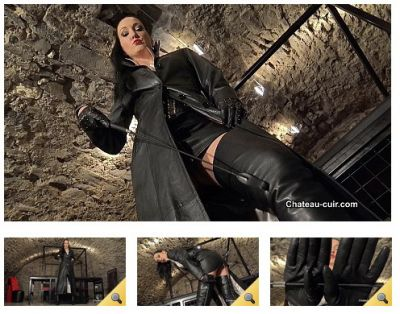 Chateau-Cuir – Obey your strict leather Goddess
