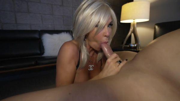 Sandra Otterson - Fill My Mouth, Master! (20.08.2021)  [HD 720p] (Wife)