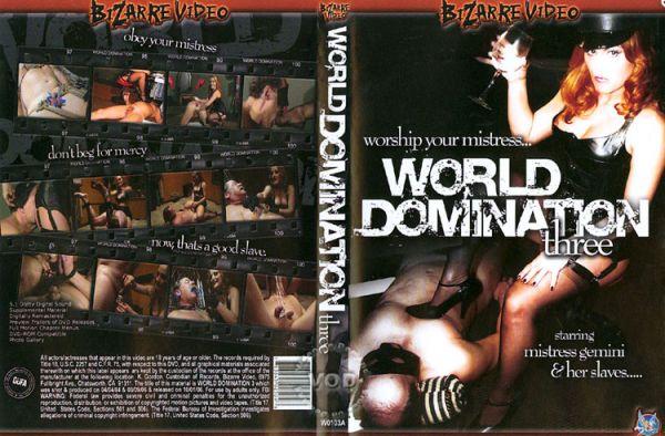 World Domination #3 - Mistress Gemini - Bizarre Video Productions