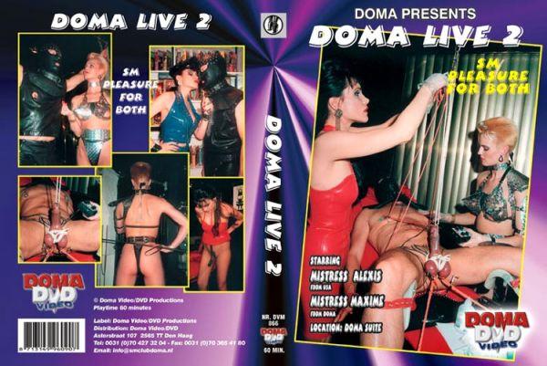 Doma Live #2 - Mistress Maxime - FetishMania