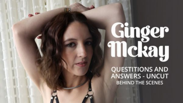 Bukkake - Ginger Mckay's Questions & Answers (01.10.2021) with Ginger Mckay (UltraHD/4K/2160p) [2021]
