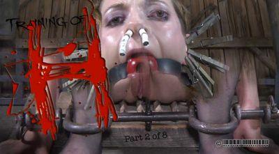 Real Time Bondage – Training of H Part 2 Hazel Hypnotic 2012-10-20