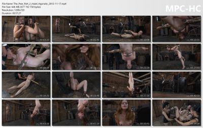 Real Time Bondage - The Pear Part 2 - Hazel Hypnotic