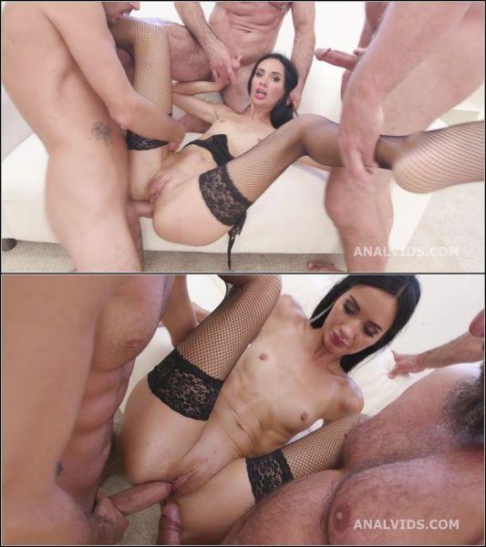 Megan Venturi - LegalP0rno - 6on1 Double Anal GangBang, Megan Venturi, 6on1, BWC, ATM, DAP, Rough Sex, Big Gapes, Creampie Swallow GIO1941 (HD 720p) [2021]