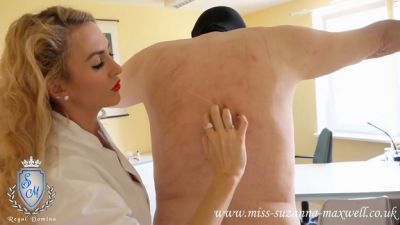 Miss Maxwell's Medical Inspection