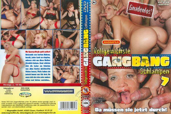 Vollgewichste Gangbang Schlampen 7 - Jeanette Le Fleur - MagmaFilm