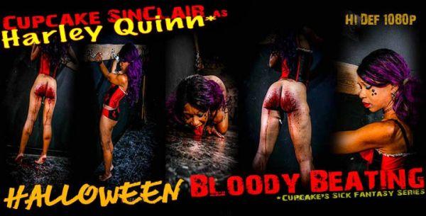Halloween Bloody Beating - Cupcake SinClair - BrutalMaster