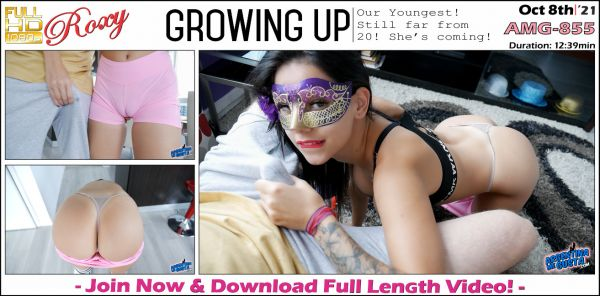 Roxy - Argentinamegusta - Growing Up - AMG-855 (08.10.2021) (FullHD 1080p) [2021]