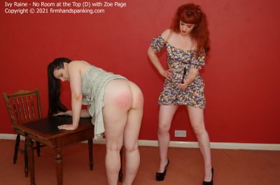FirmHandSpanking - Ivy Raine - No Room at the Top - D