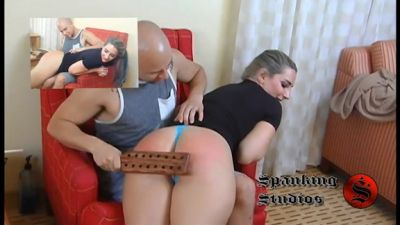 Spanking With The Foxs