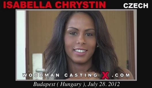 Casting Isabella Chrystin (aka Alex, Lexi, Izabella) (Casting And Hardcore)