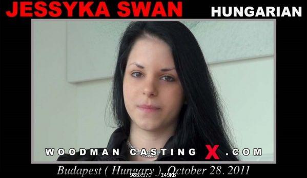 Casting Jessyka Swan (aka Jessyca Swan, Jessica Swan) (Casting And Hardcore)