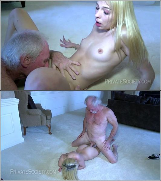 Sophia  - The Pussy keeps him young / 25.09.2021 [HD 720p] (PrivateSociety)