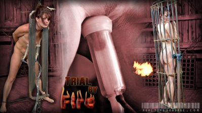 Real Time Bondage – Trial by Fire Part 3 – Cici Rhodes 2013-08-17