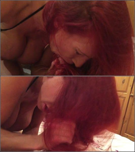 Hairjob Heaven - Faye Rampton Hairjob and Facial 02 [SD 540p] (Blowjob)