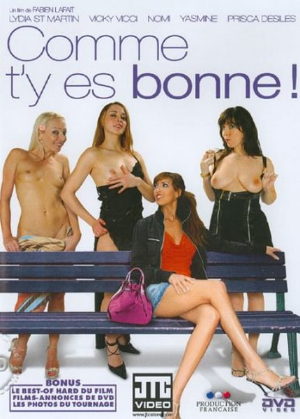 Comme T'Y Es Bonne! / How helpful you are! (Year 2006)