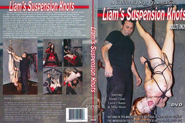 Liams Suspension Knots - Mina Meow - Calstar Films
